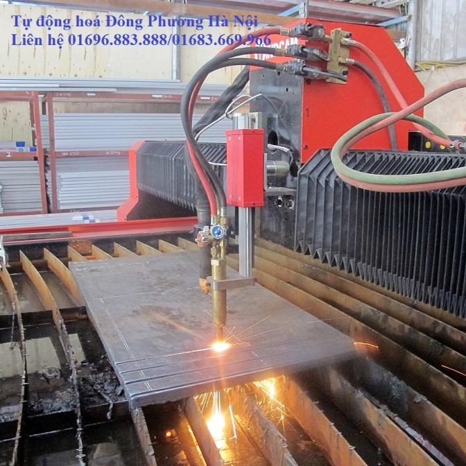 Công nghệ cắt sắt mới nhanh chóng vượt trội với máy cắt cnc plasma